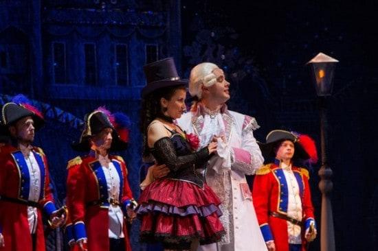 «Севильский цирюльник» в Музыкальном театре Карелии. Фото Виталия Голубева