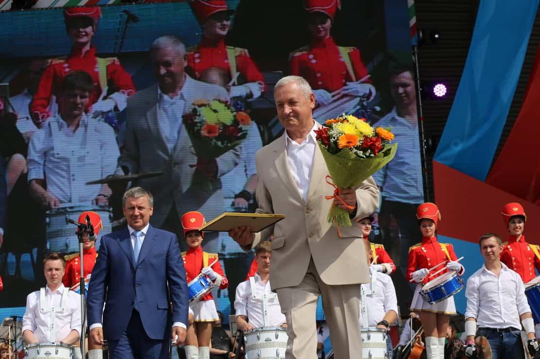 В Кондопоге отметили День Республики Карелия
