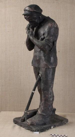 Путеец 1959. Собственность музея ИЗО РК