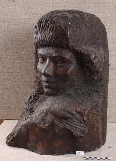 Партизанка.1977. Собственность музея ИЗО РК