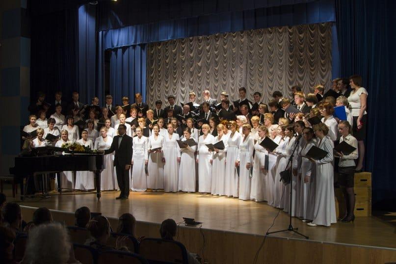 Хор ПетрГУ споёт на Всемирной олимпиаде в Риге