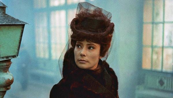 10 любимых фильмов Алевтины Мухортиковой
