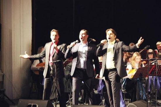 Концерт трех баритонов