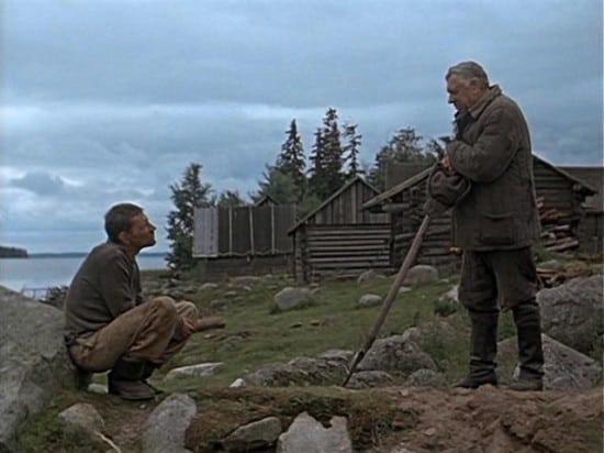 """Кадр из фильма """"Холодное лето пятьдесят третьего..."""""""
