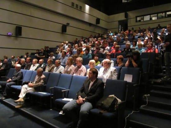 Около 40 участников конгресса приехали из-за рубежа