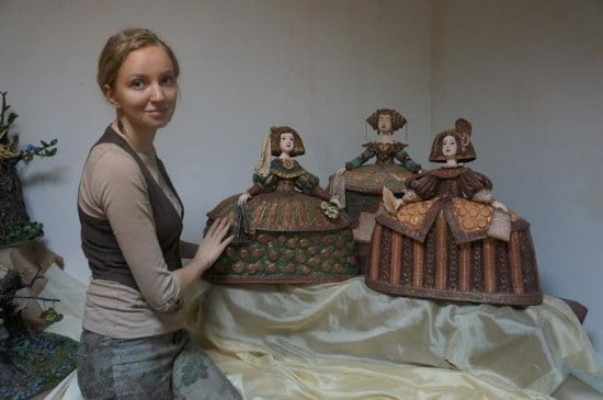 Яна Малиновская и ее инфанты
