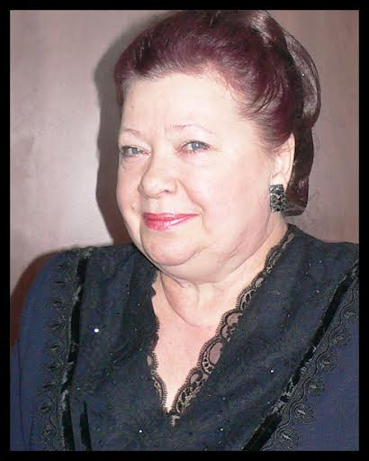 Не стало Ирины Русановой