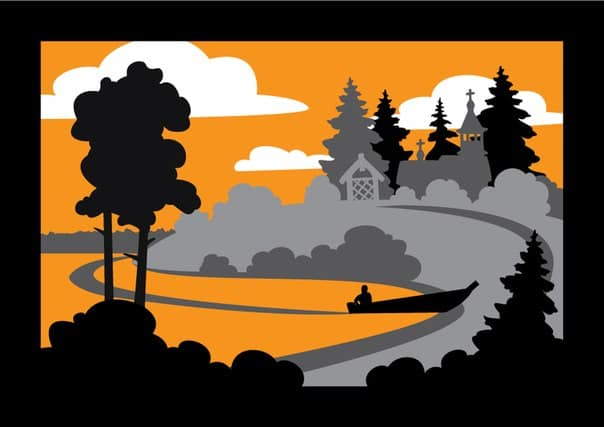 На издание серии открыток о памятниках деревянного зодчества Карелии нужно 50 тысяч рублей