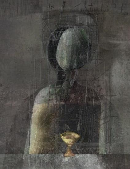 Из серии «Человек». 2010