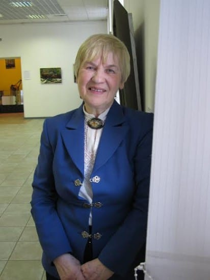 Галина Щербакова. Фото Ирины Ларионовой