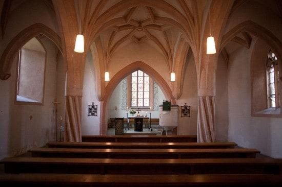 Церковь в Виллерсхаузене сегодня