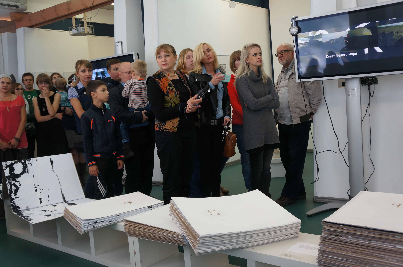 Белое море как вызов молодым художникам