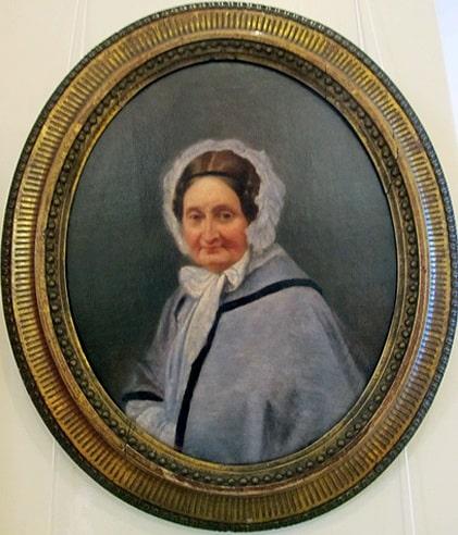 К.А. Горбунов. Портрет  Е.П. Полторацкой. 1869
