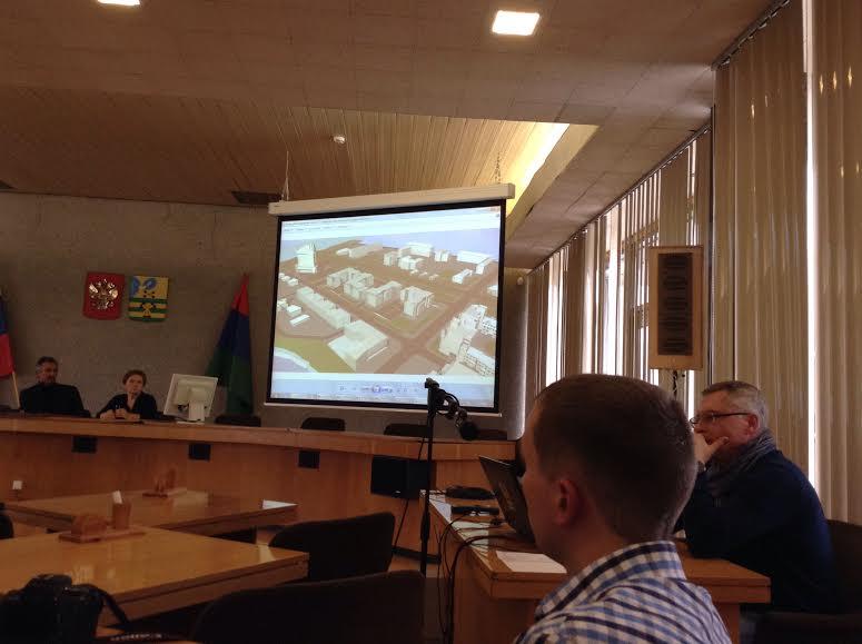 Архитекторы вновь обсудили концепцию высотного дома у Левашовского бульвара