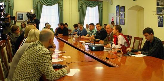 Участники презентации