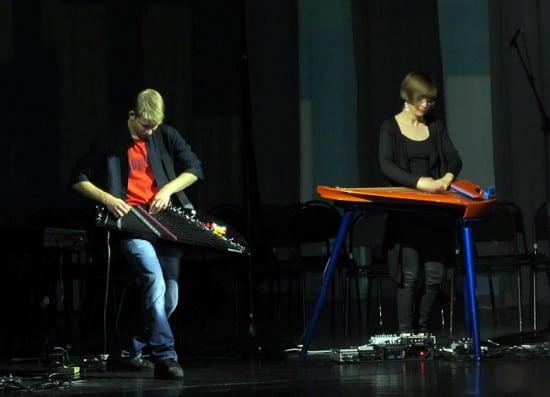 Антту Койстинен и Ольга Шишкина (Финляндия)