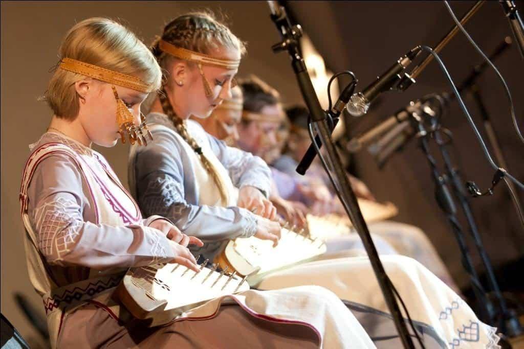 Фестиваль народной музыки «Кантеле»
