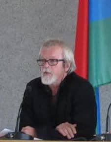 Кнут Хаанес выступает в Петрозаводске