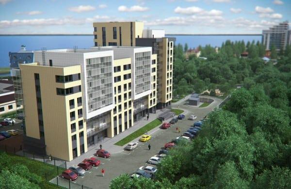 Вячеслав Орфинский подал иск в суд о признании незаконным строительства жилого дома «Панорама»