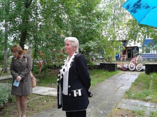 Практики патриотического воспитания представляет Елена  Гришкалаускене