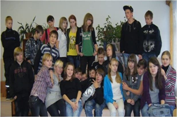 10-А класс - участники проекта