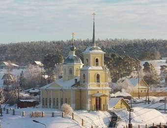 Сретенская церковь в Петрозаводске