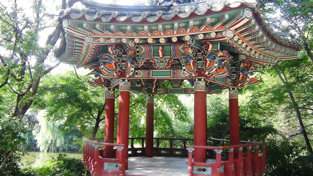 Южная Корея. 10 поводов удивиться. Часть 2-я