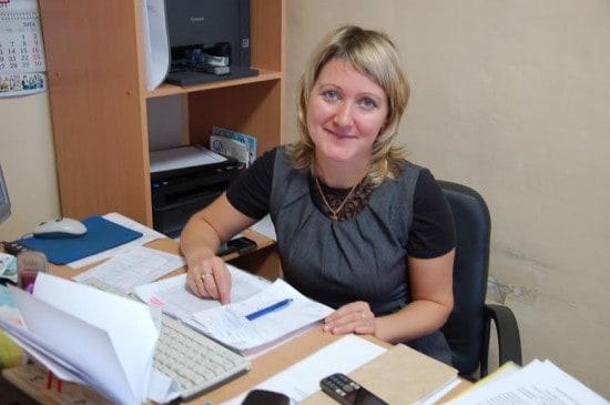 Марина Васильевна Варежкина