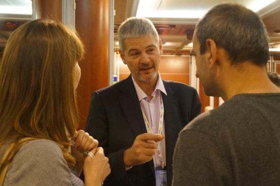 Анхель де ля Крус, один из создателей фильма «Морщинки» (Испания)