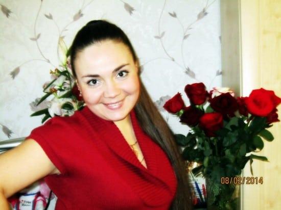 Виктория Пахомова