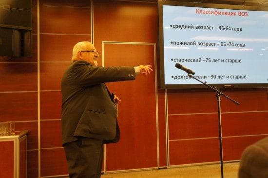 Заместитель руководителя регионального департамента здравоохранения Израиля Микэль Ляндерс