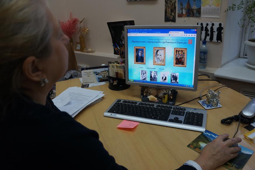 Создана виртуальная энциклопедия художников Карелии