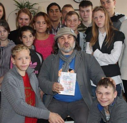 Александр Гезалов в коррекционной школе-интернате