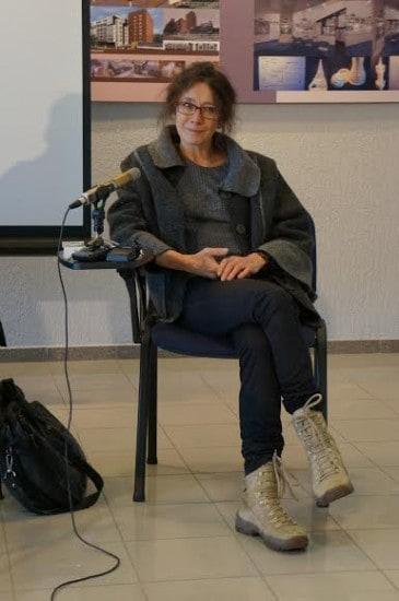 Мария Тхоржевская