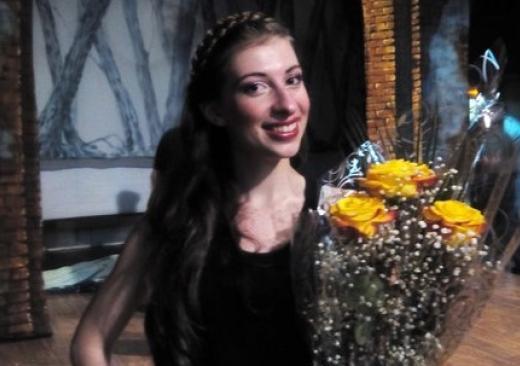 Кристина Рагиль приедет в родной город с питерским театром