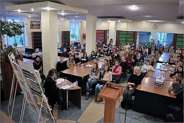 В ПетрГУ говорили о польской литературе