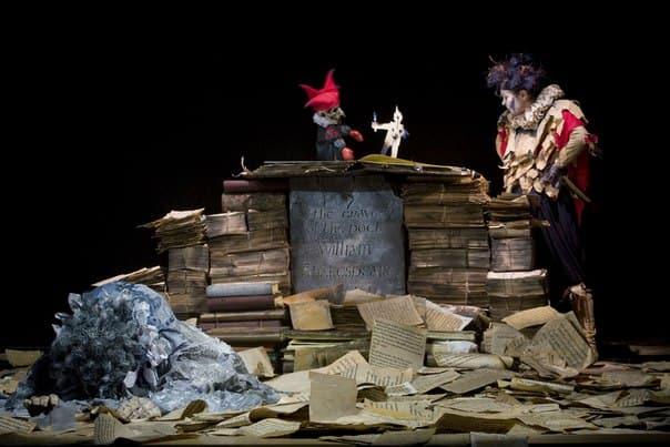 Спектакль «По Шекспиру» покажут в столице