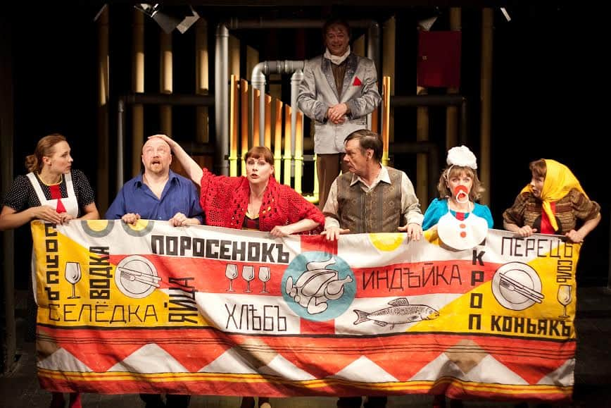 «Творческая мастерская» покажет спектакль по рассказам Аверченко
