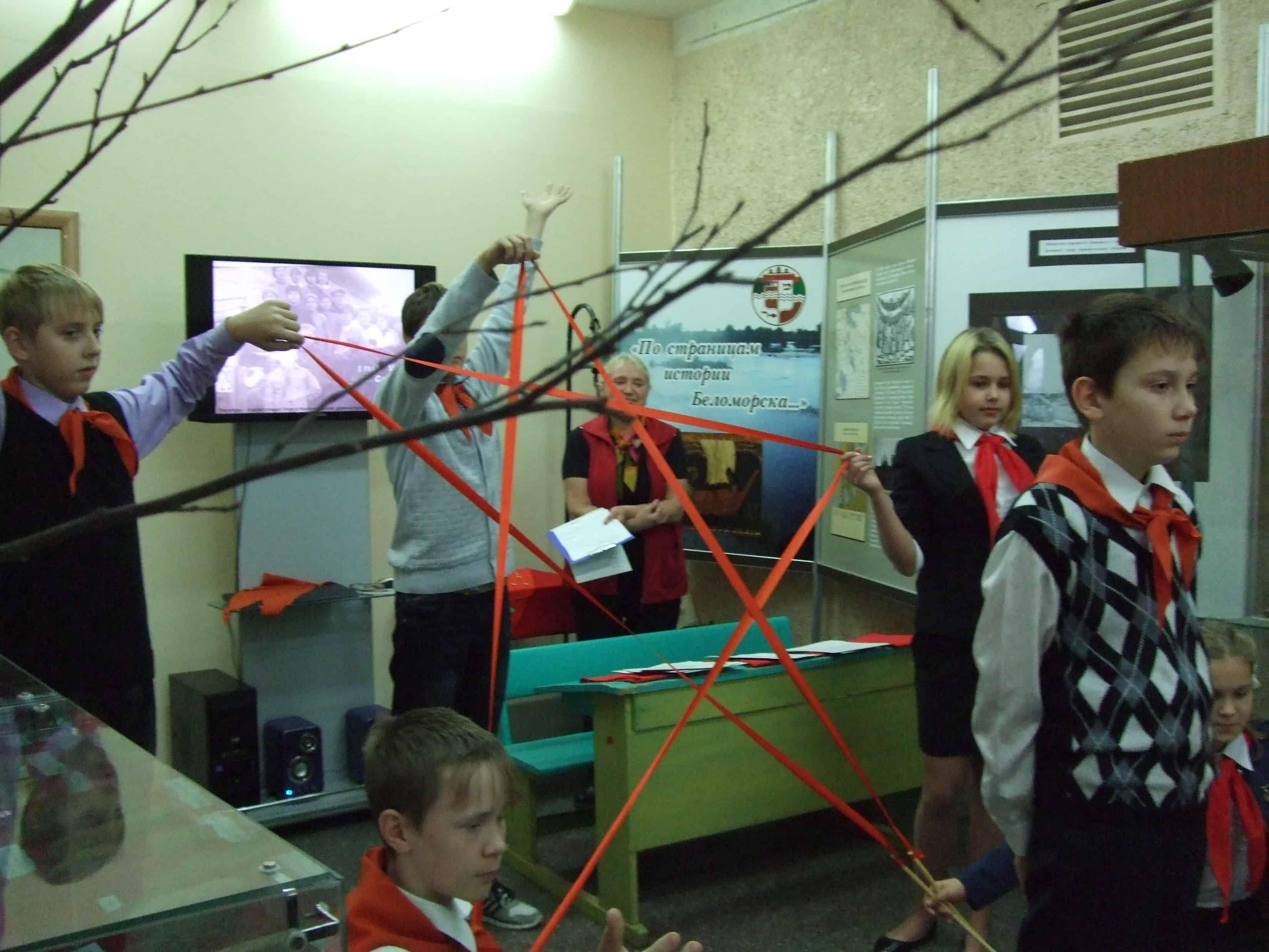 В Беломорске возродили живую газету «Салют»