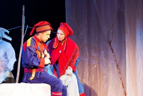 Театр кукол Карелии едет в Йоэнсуу