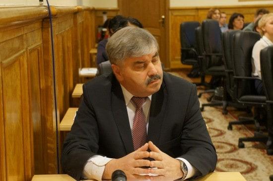 представитель Главы РК в Законодательном собрании Андрей Манин