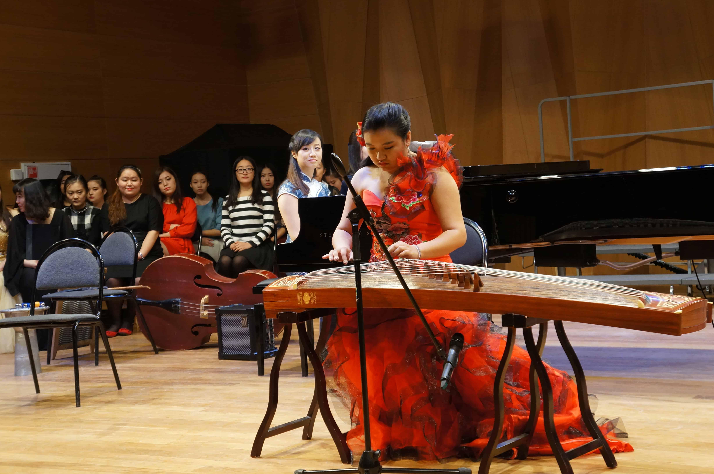 День Китая провели в Петрозаводской консерватории