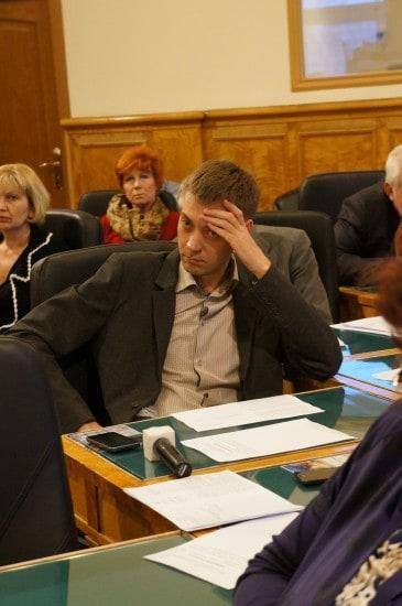 Депутат Анлрей Рогалевич был одним из кандидатов на пост детского омбудсмена