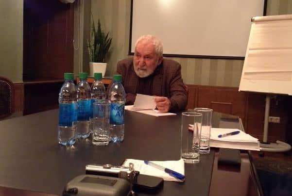 Алексей Симонов: «Жалею, что в начале 90-х не пошёл работать в школу…» (видео)
