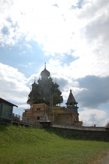 Преображенская церковь. Лето 2014 года. Фото Марии Голубевой