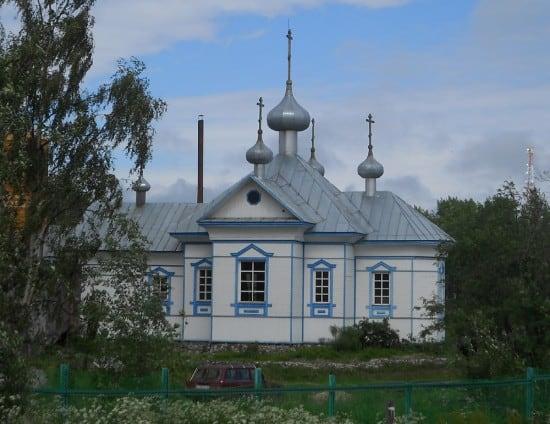 Церковь Зосимы, Савватия и Германа Соловецких в Беломорске
