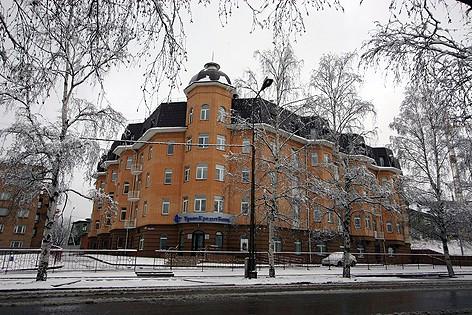 Дом на Первомайском проспекте