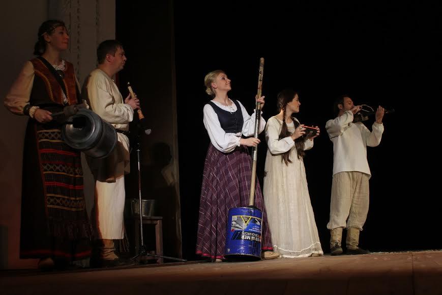 Спектакль «Ходари» Национального театра Карелии признан лучшим на Международном фестивале театров финно-угорских народов