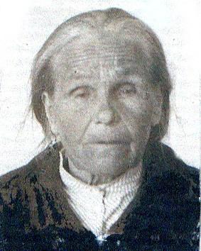 Моя бабушка Дарья Ивановна