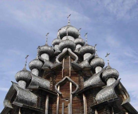Преображенская церковь. Фото Министерства культуры РК